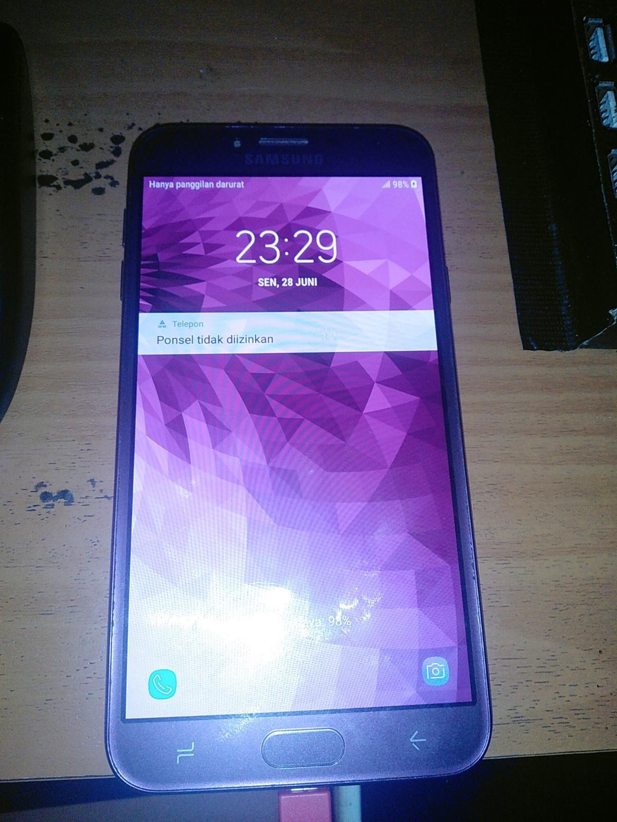 Cara ByPass IMEI Samsung J4 SM-J400G