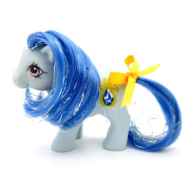 My Little Pony Baby Sapphire UK & Europe  Jewelry Babies G1 Pony