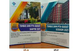 Latihan Soal SMM-PTN BARAT 2021