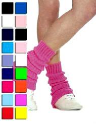 1980s stirrup leg warmers