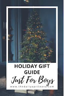 Holiday Gift Guide for Boys - TheDailyAprilnAva