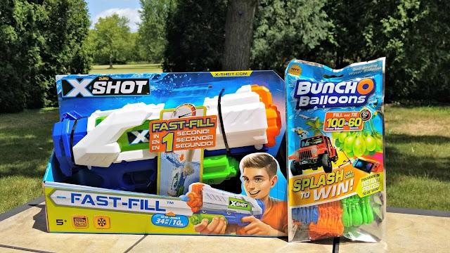 xshot water blaster