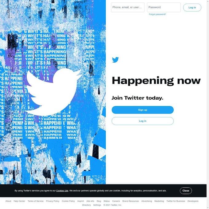 Twitter.com | Apa Yang Terjadi, Berkicaulah !