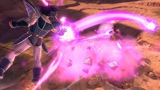 Novas imagens de Dragon Ball Xenoverse 2.