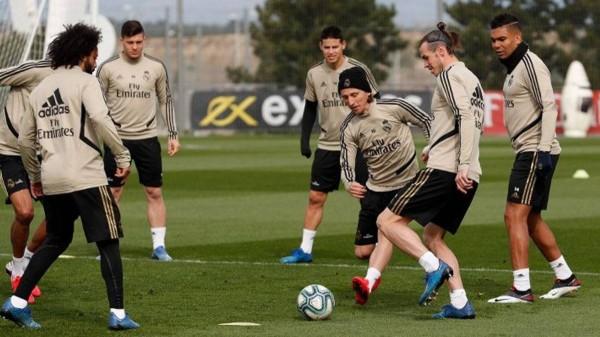 موعد عودة نادي ريال مدريد إلى التدريبات
