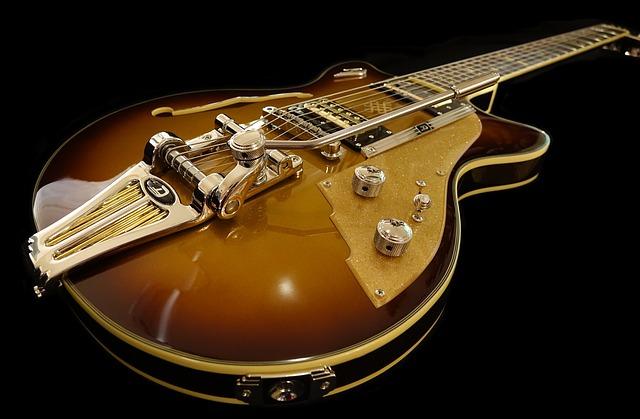 chitarra rock