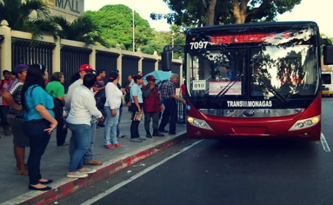 Transmonagas cumple con restricción de rutas hacia el centro y occidente del país