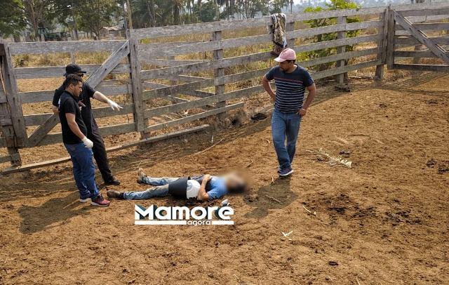 Homem é assassinado com um tiro na cabeça dentro de sua propriedade rural