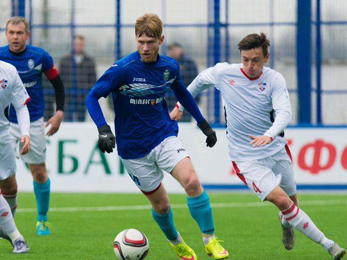 Slutsksakhar Slutsk vs FC Torpedo Zhodino 18h00 ngày 6/6 www.nhandinhbongdaso.net
