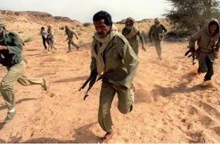 عاجل : اموال الشعب الجزائري الشقيق المطهد . تصرفها  على عصابات مرتزقة البوليزاريو
