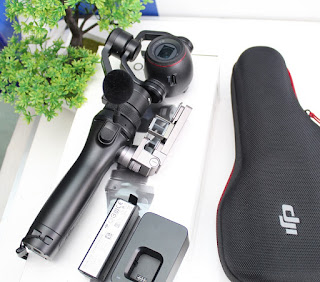 DJI OSMO+ 4K ( Camera and Gimbal Stabilizer )
