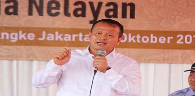 Edhy Prabowo: Tidak Ada Gunanya Saya Di KKP Kalau Nelayan Tidak Bisa Tersenyum
