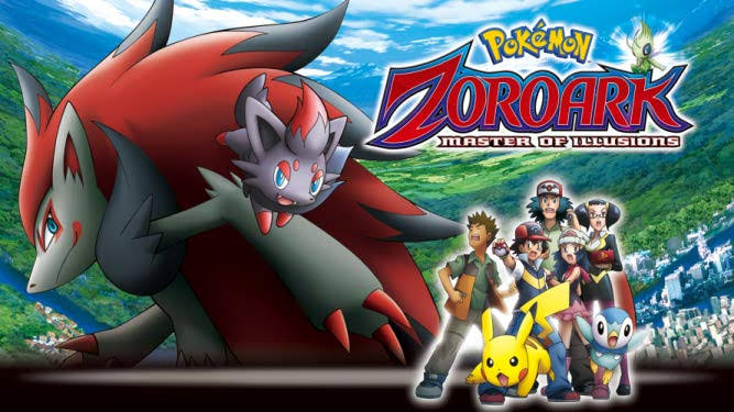 Pokemon Movie 13 : Zoroark Mayajaal Ka Ustaad (2010) BD-Rip Orig Audios [Tamil+Telugu+Eng] with Eng-Subs