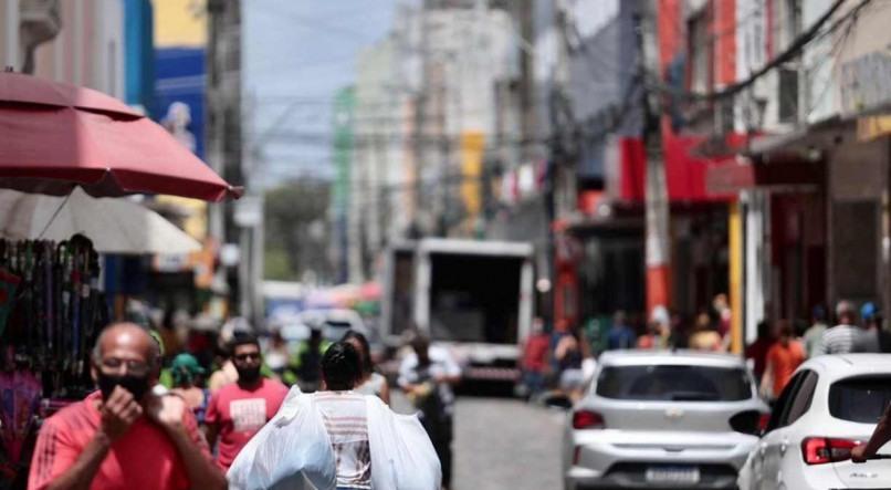 Com alta da Covid, Pernambuco endurece restrições no Grande Recife e em outras áreas