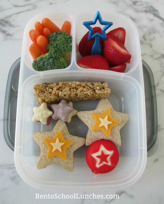 You Are A Star Bento Lunch