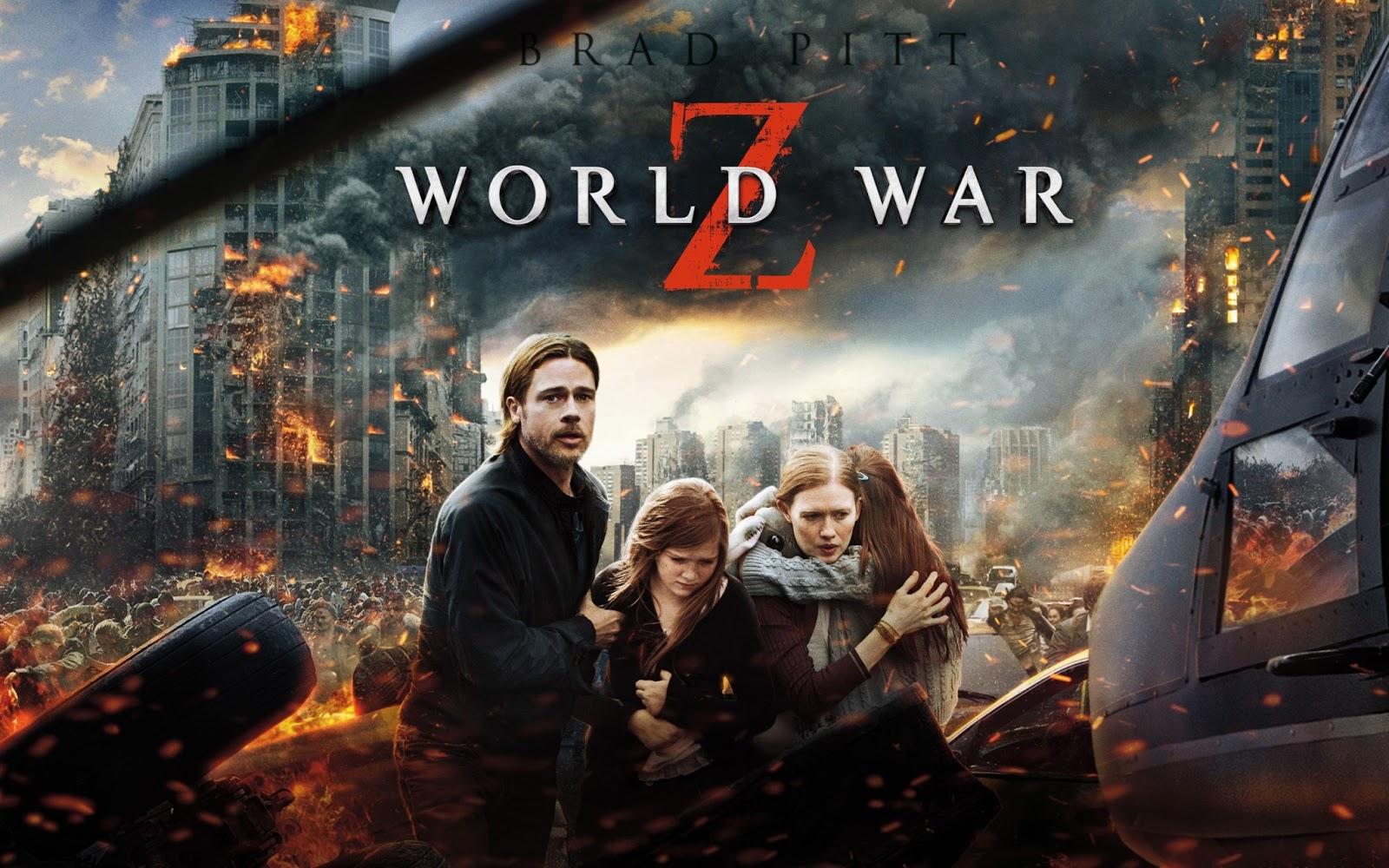 World War Z Pelicula Trailer