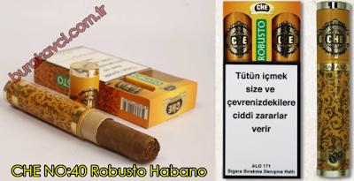 CHE Robusto Habano, Italico, Toscanello Puro Markaları ve Güncel Puro Tavsiyeleri Serisi 2