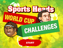Sports Heads World Cup Challenge