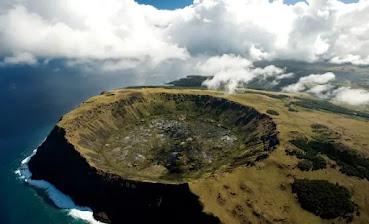 Caldera Volcánica