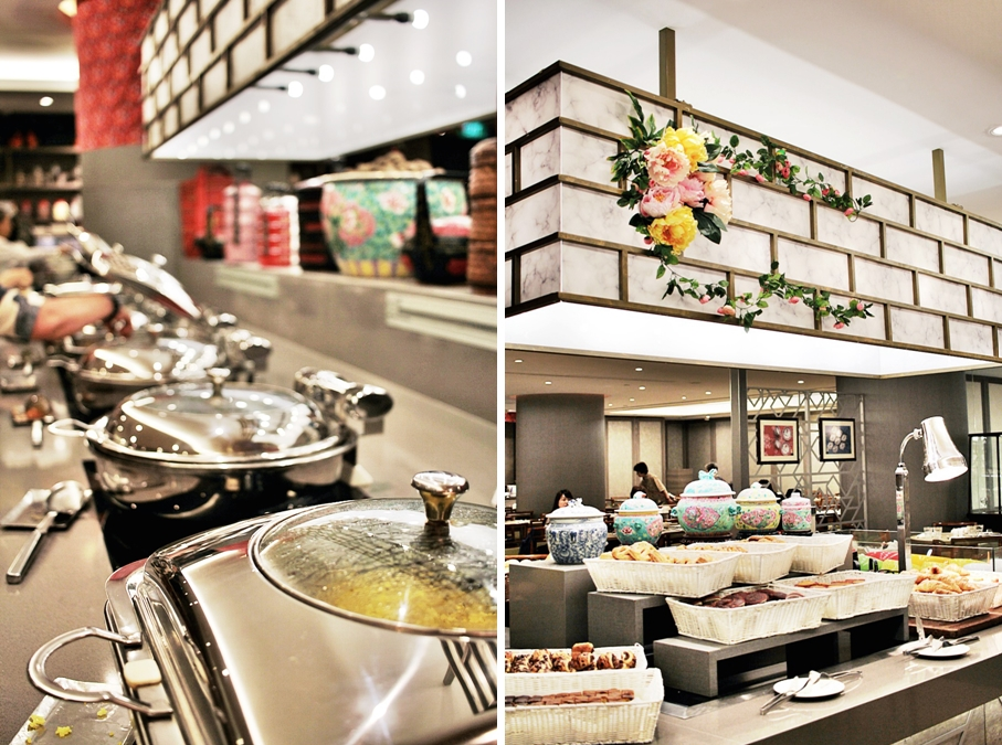 buffet grand mercure roxy