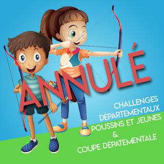 Challenge Poussins et Jeune 2020 - 2021