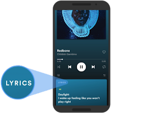2 Aplikasi Resmi Untuk Menambahkan Lirik Di Spotify