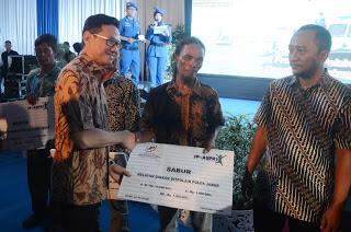 HUT Polairud ke 68 Tahun, Cirebon Power Berikan Asuransi Nelayan