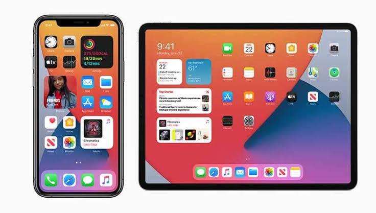 ios 14 and iPadOS14
