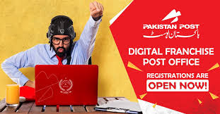 Pakistan Post digital franchise program Apply Online