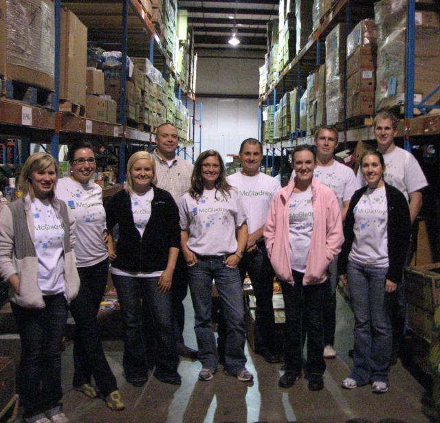 Food Bank Volunteer Minneapolis
