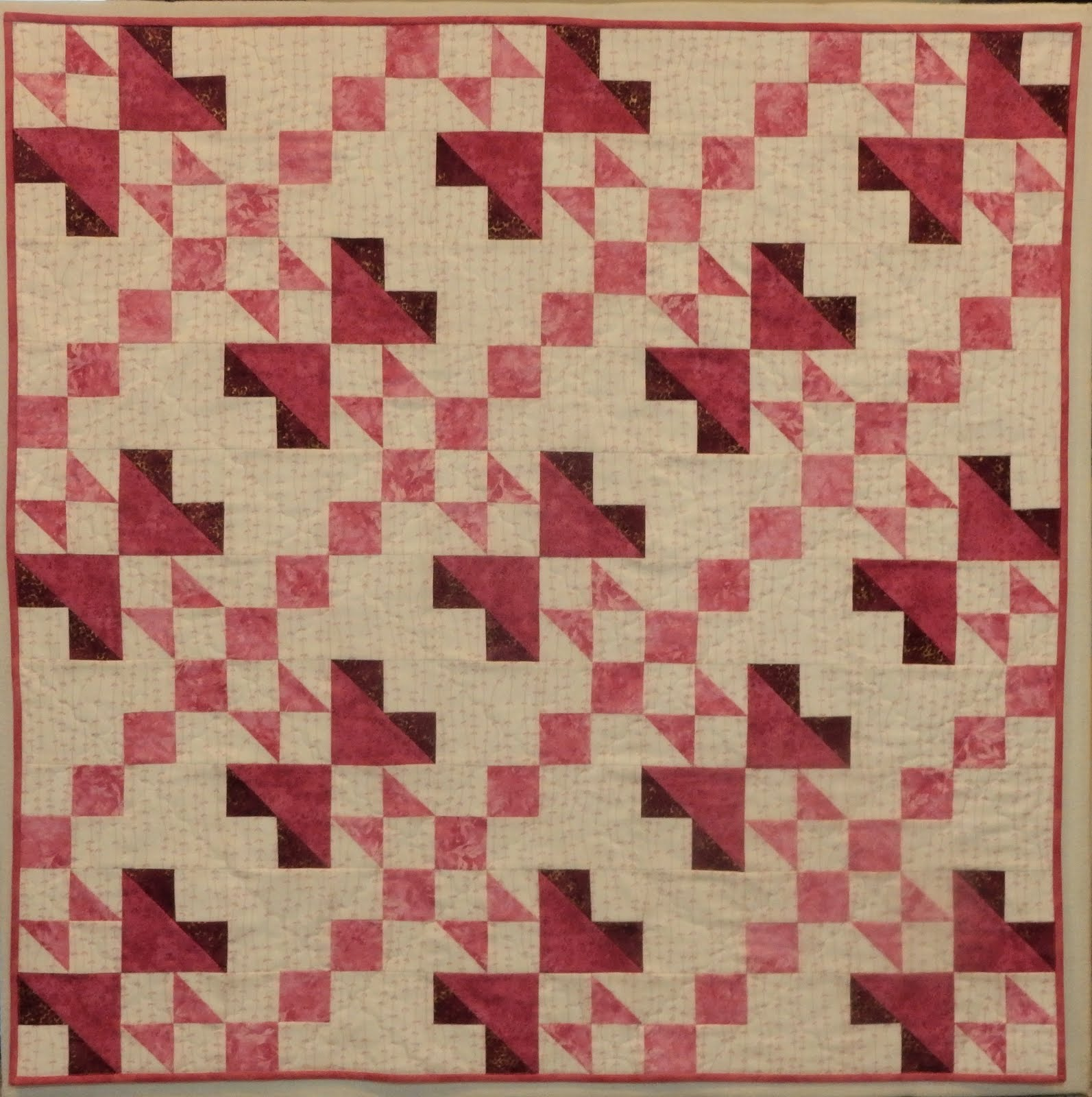 AccuQuilt Blog Post - Double Hearts Quilt