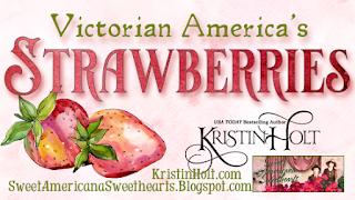 Kristin Holt | Victorian America's Strawberries