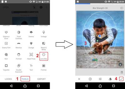 تطبيقات التعديل على الصور