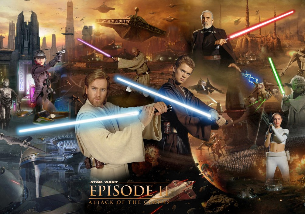 Drogemiester S Lair Star Wars Episode Ii Attack Of The