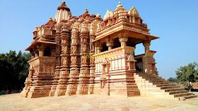Chitragupta Temple, Khajuraho