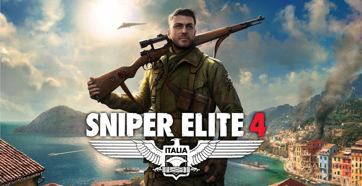Sniper Elite 4 Deluxe Edition-FULL UNLOCKED