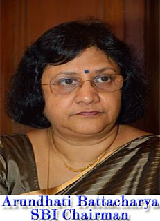 SBI Chairperson Arundhati Bhattacharya Got One more Year Extension in her Present Position