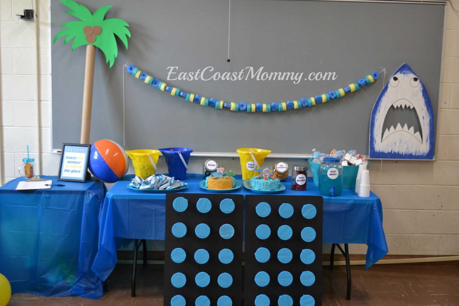 East Coast Mommy Diy Pool Party Ideas