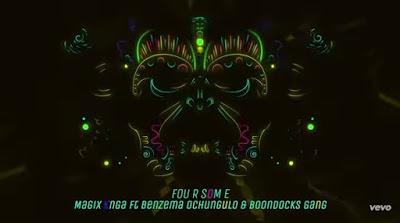 Magix Enga Ft Benzema Ochungulo & Boondocks Gang - Foursome