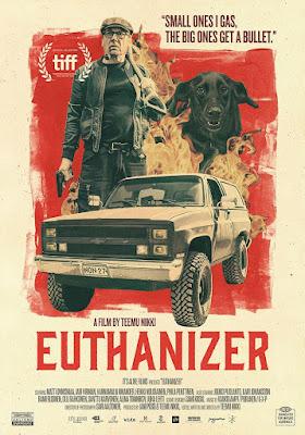 Armomurhaaja - Euthanizer (2017)