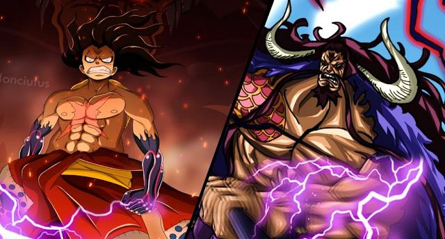 Spoiler Manga One Piece Chapter 1000 Bahasa Indonesia
