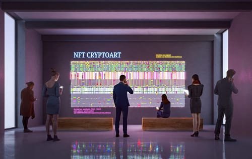Emerging NFT companies are raising millions of dollars