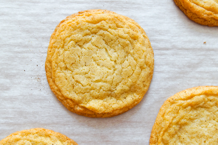 Chinese Five-Spice Snickerdoodles