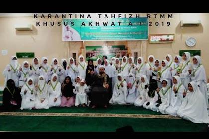 Lowongan Rumah Tahfidz Maghfirah Maharani Pekanbaru Agustus 2019