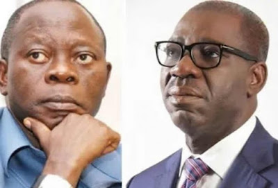 'PDP leaders provided the materials we used to disqualify Obaseki' - Says Oshiomhole