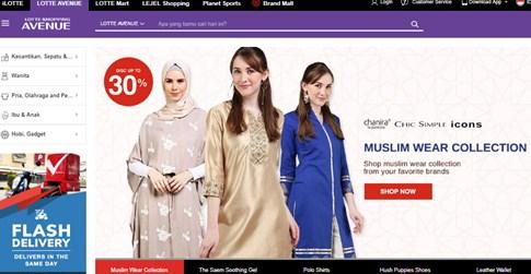 Promo Lebaran Baju Wanita