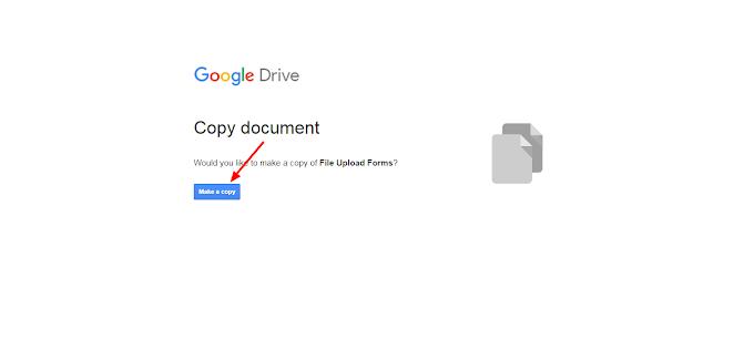 Google Forms pe File Upload Kaise Kare