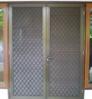 43+ Ide Terbaru Pintu Besi Jaring