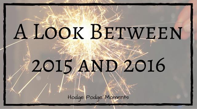 A Look Between 2015 & 2016