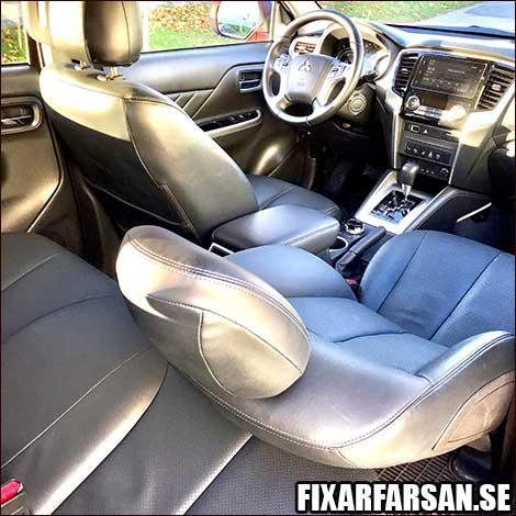 Interior-new-Mitsubishi-L200-2020